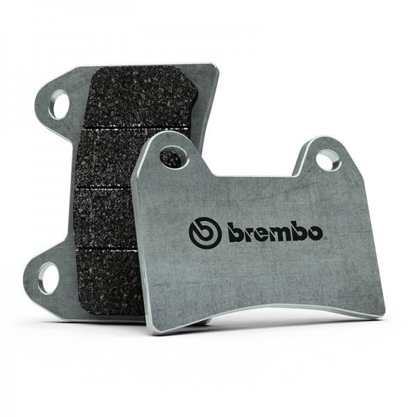 plaquettes de frein avant brembo racing rc yamaha yzf r1. Black Bedroom Furniture Sets. Home Design Ideas