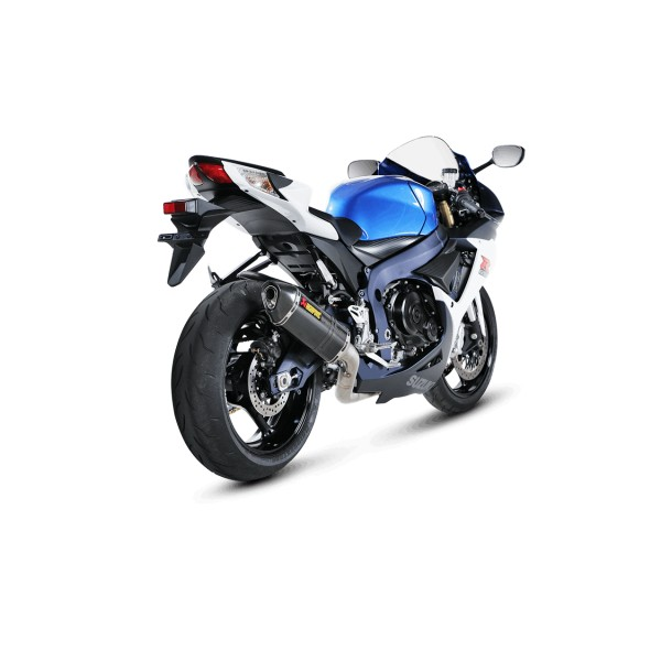 ligne akrapovic racing line suzuki gsxr 750 2011 2014 env carbone doolish racing parts. Black Bedroom Furniture Sets. Home Design Ideas