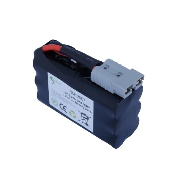Batterie solise 12v