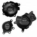 Protections moteur (stock) GBRacing HONDA CBR1000RR 2017