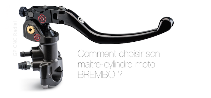Guide maitre-cylindre BREMBO